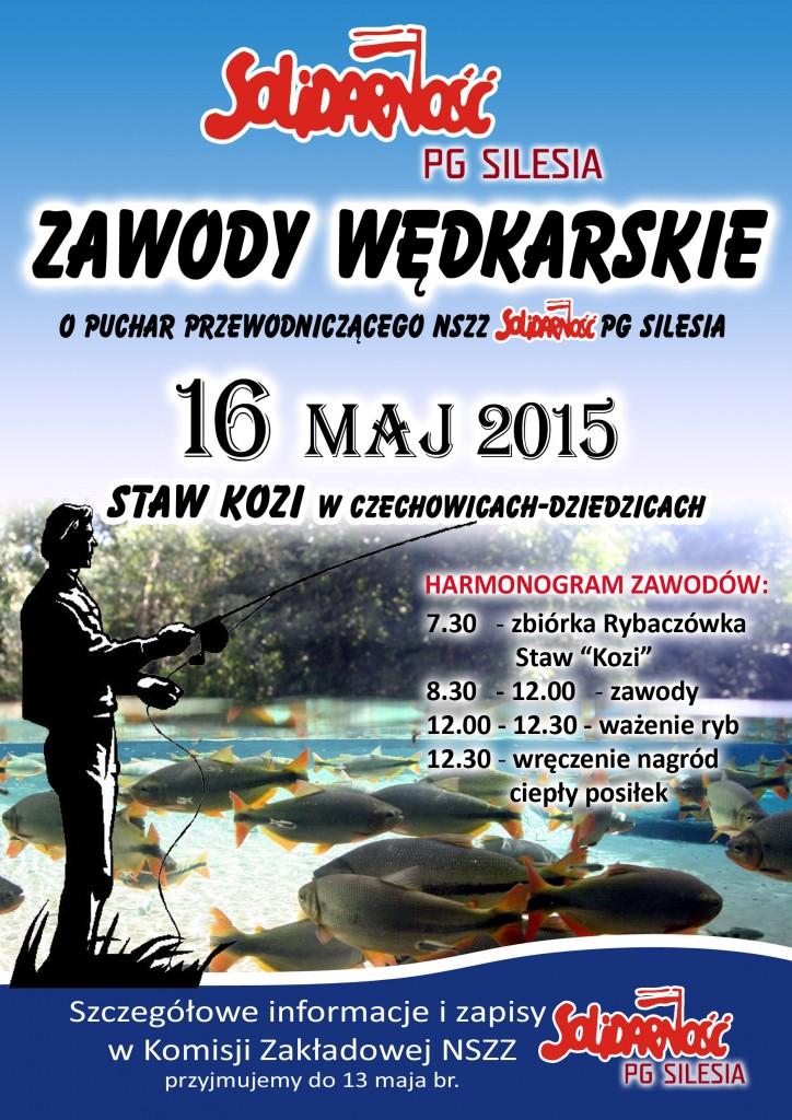 plakat zawody wędkarskie2